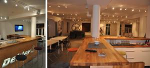 Kurs- og konferanselokaler i maritimt miljø i trivelige og lyse lokaler